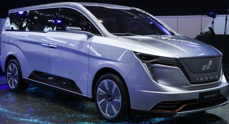 ICONIQ & Supercar Maker W Motors Are Reinventing the Passenger Experience